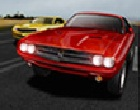 3D Muscle Car Racer