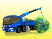 Sea Monster Crane ...