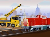 Railroad Crane Par...