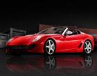 Red Cabrio