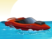 Speed Boat Racing